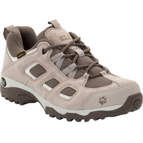 Jack Wolfskin Vojo Hike 2 Texapore Chaussures à tige basse Femme, moon rock
